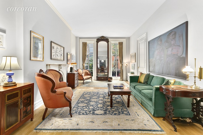 Rarely available double duplex Brownstone in Historic ...